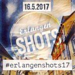 Logo der Instagram Ausstellung Erlangenshots in Erlangen