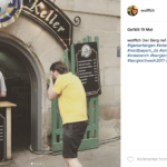 Instagram Album aus Erlangen von der Bergkirchweih